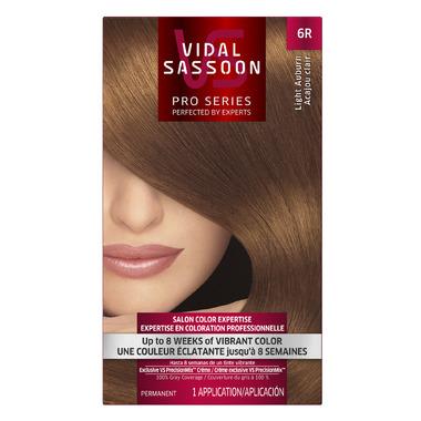 Vidal Sassoon Pro Series Salon Hair Colour