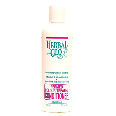 Herbal Glo Permed & Colour Treated Hair Conditioner