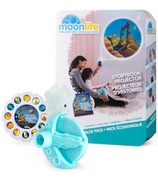 Moonlite Goodnight Goodnight Construction Site Pack Projector & Story Reel