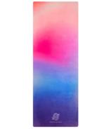 Tapis de yoga Supreme tout-en-un de Supported Soul avec dégradé de couleurs