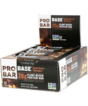 Probar Base Protein Bar Peanut Butter Chocolate Case