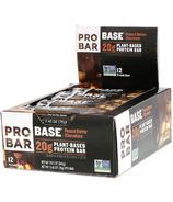 Probar Base Protein Bar Peanut Butter Chocolate Case