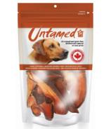Untamed Sweet Potato Slice Treats