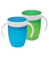 Munchkin Miracle 360 Trainer Cup Blue & Green