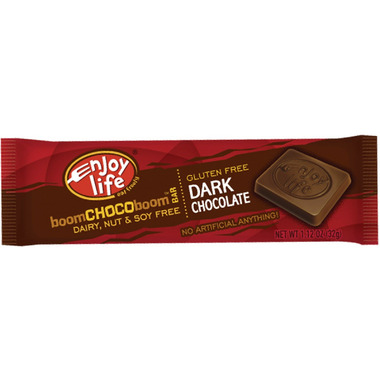 Enjoy Life Boom Choco Boom Bar Dark Chocolate