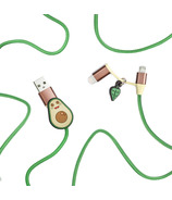Thumbs Up Avocado Cable 3 in 1