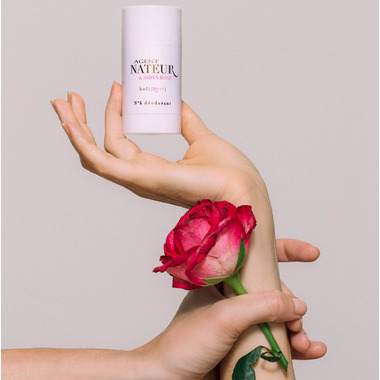 Agent Nateur and Shiva Rose Deodorant holi (Rose) No. 4
