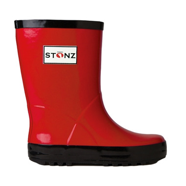 Stonz Rain Boot Red