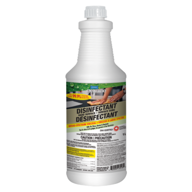 Effeclean Hard Surface Disinfectant