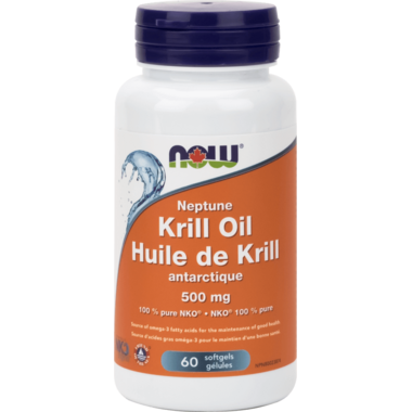 NOW Foods Neptune Krill Oil 500 mg