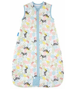 Grobag Toddler Sleep Bag 1.0 Tog Zippy Zebras