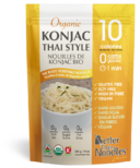 Better Than Noodles Organic Konjac Thai Style Root Vegetable Noodles