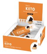 ProtiLife Keto Chocolate & Peanut Butter Keto Bar Case