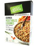 GoGo Quinoa Quinoa Vegetables Side Dish