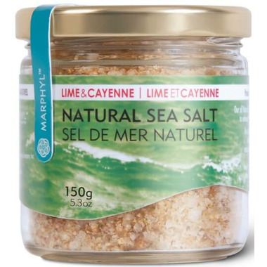 Marphyl Lime & Cayenne Natural Sea Salt