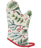 Now Designs Oven Mitt Bough & Berry