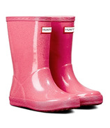 Hunter Boots Kids First Starcloud Rainboot Arcade Pink