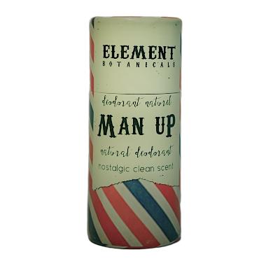 Element Botanicals Man Up Deodorant