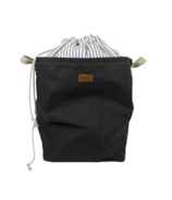 UASHMAMA Positano Laundry Bag Dark Grey
