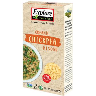Explore Cuisine Chickpea Risoni