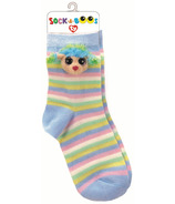 Ty Sock-A-Boos Rainbow Socks