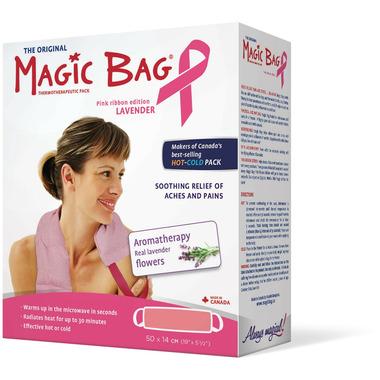 Magic Bag Lavendar Wrap