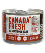 PetKind Canada Fresh Canned Red Meat Dog Food