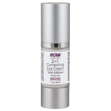 NOW Solutions 2 in 1 Correcting Eye Cream