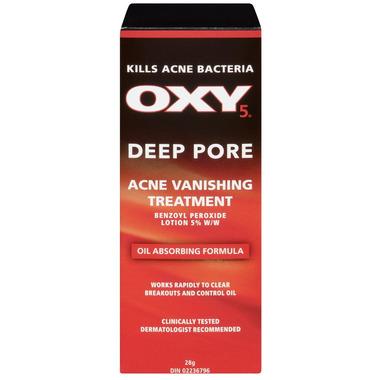 OXY Deep Pore Acne Vanishing Treatment