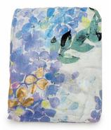 Loulou Lollipop Muslin Crib Sheet Hydrangea