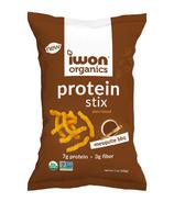 iWon Organics Mesquite BBQ Protein Stix