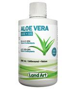 Jus d'aloe vera Land Art non aromatisé