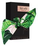 kitsch Luxe Shower Cap Palm Print