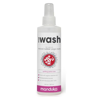 Manduka Natural Rubber Mat Wash Spray Uplifting Palmarosa