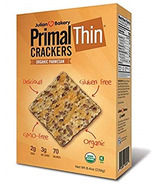 Julian Bakery Primal Thin Crackers Organic Parmesan
