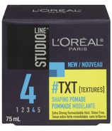 L'Oreal Studio Line #TXT Shaping Pomade