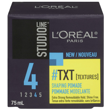 L\'Oreal Studio Line #TXT Shaping Pomade