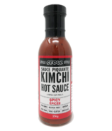 Seoul by Lucky Foods Kimchi Hot Sauce Spicy