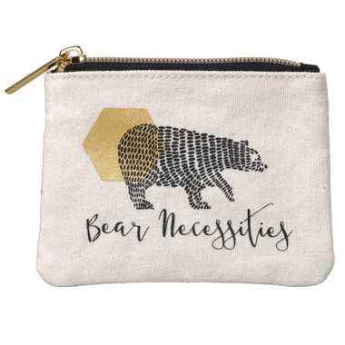 Folklore Small Pouch Bear Necessities