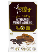 Sweets from the Earth Nut Free Oatmeal Raisin Cookies