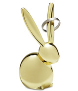 Umbra Zoola Bunny Ring Holder Brass