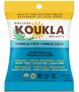 Koukla Delights Vanilla Coconut Bites Mini Pack