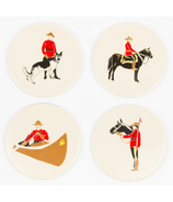Drake General Store Arborist Action Mountie Coasters