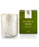 Illume Balsam Luxe Sanded Boxed Tumbler Candle