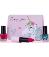 Rosajou Unicorn Metal Box Gift Set