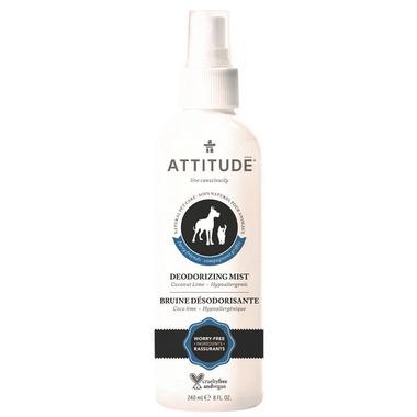 ATTITUDE Furry Friends Deodorising Pet Mist Coco Lime