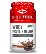 BioSteel Natural Whey Protein Blend Chocolate