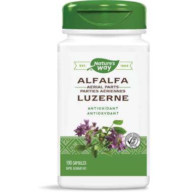 Nature\'s Way Organic Alfalfa
