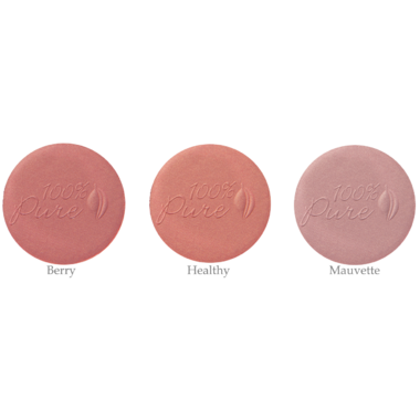 100% Pure Fruit Pigmented Blush