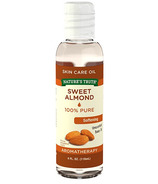 Nature's Truth Aromatherapy 100% Pure Sweet Almond Oil Base Oil
